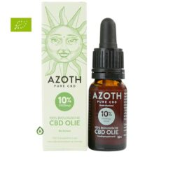 Azoth CBD olie 10%