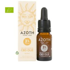 Azoth CBD olie 3%