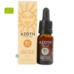 Azoth CBD olie 5%