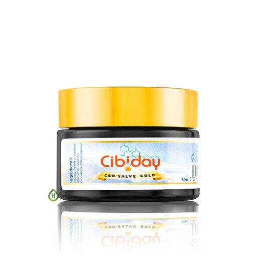 CBD Zalf Gold Cibiday