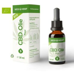 Medihemp Puur 5% 30ml