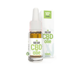 PuurHemp CBD olie 10% 10ml