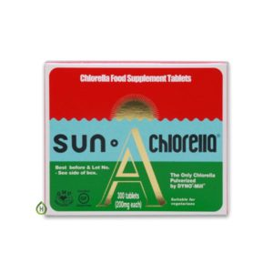 Sun Chlorella tabletten