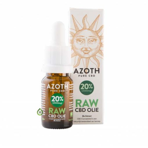 Azoth Raw 20% 10ml