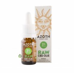Azoth raw 3% 10ml
