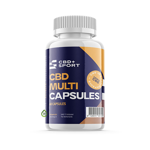 CBD Multivitaminen